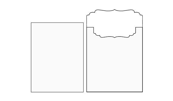 Single Softcover (15cm x 20cm) + Amplop